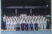 Global TKD Masters trening program 2016